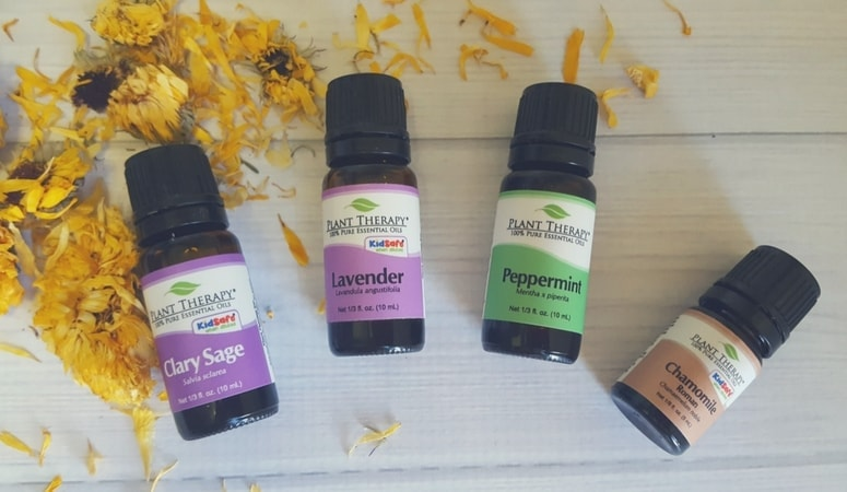My favorite essential oils for birthing