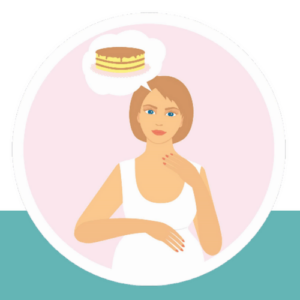 Food cravings could indicate that you are pregnant