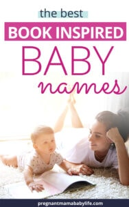 baby names inspired by books