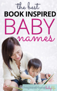 literature baby names
