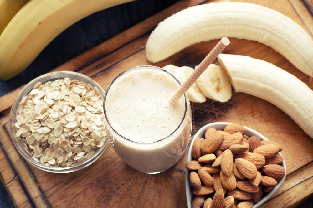 banana lactation smoothie