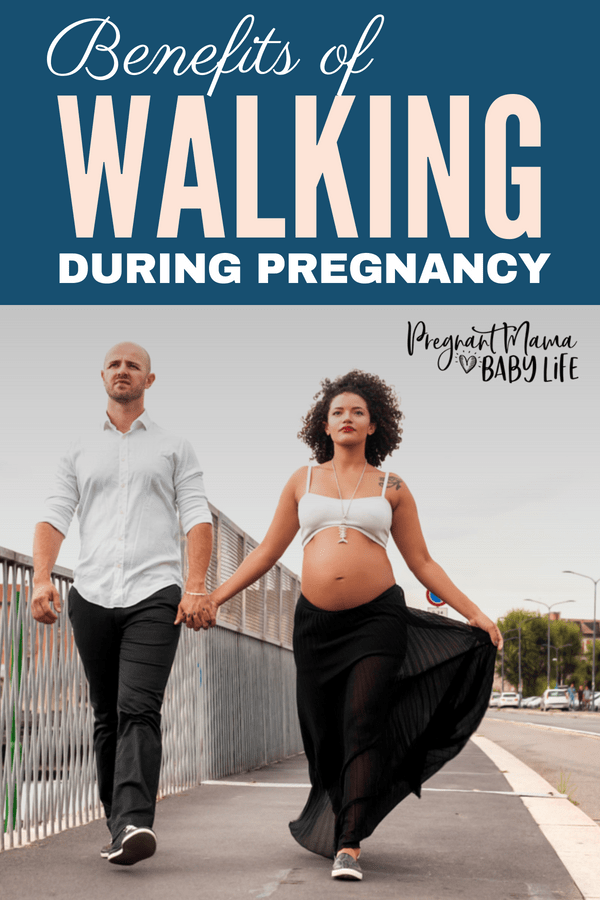The benefits of walking during pregnancy, and how it can effect your labor. This is the easiest exercise to do while pregnant that can make birth so much easier!