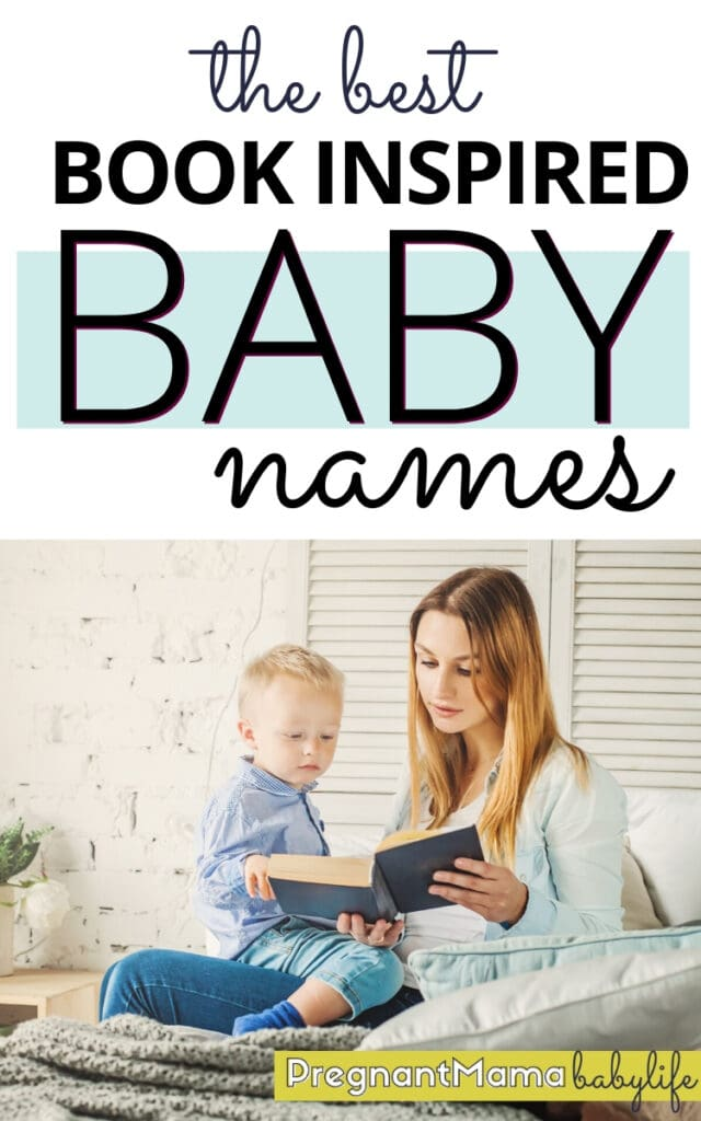 baby names based off books
