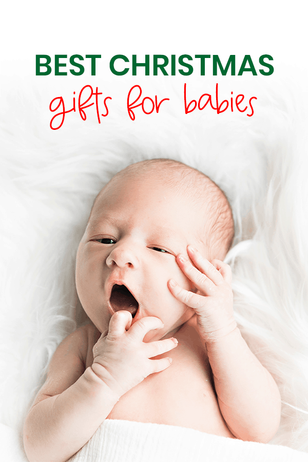 best christmas gifts for baby