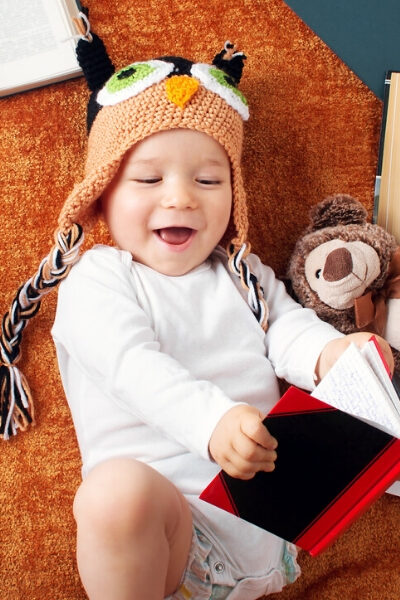 Book inspired baby names