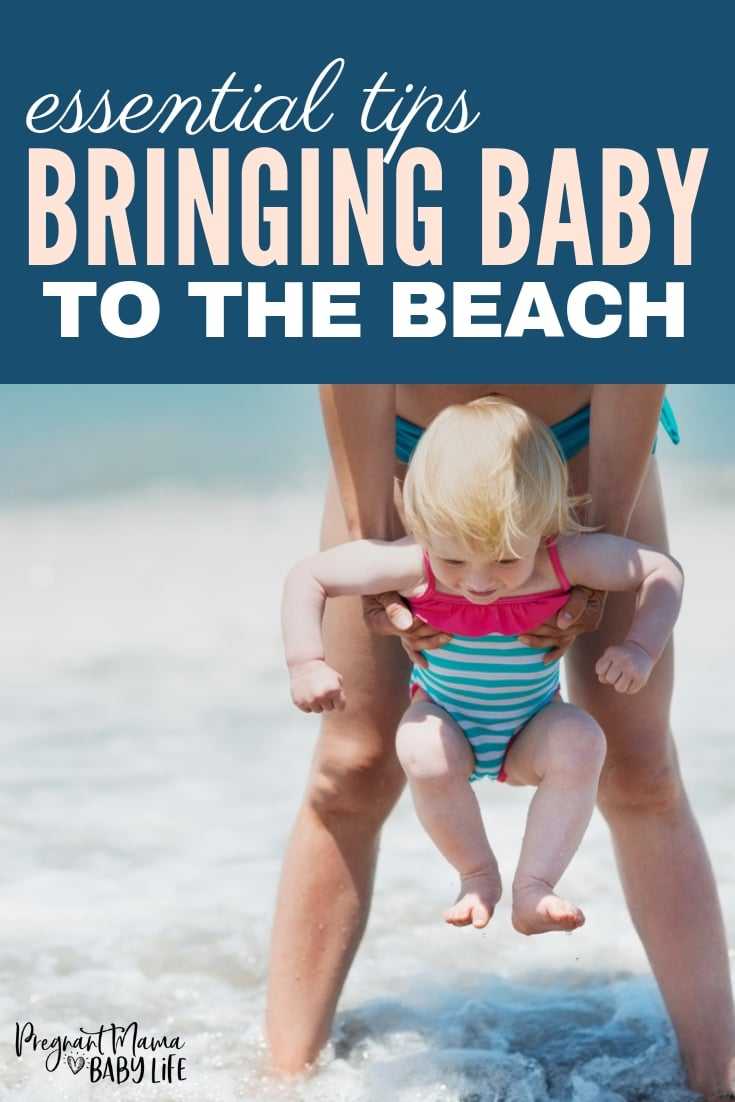 Baby to beach tips