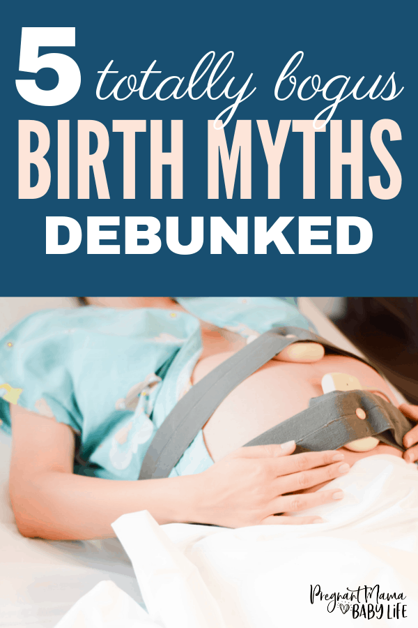 Birth myths that aren't true