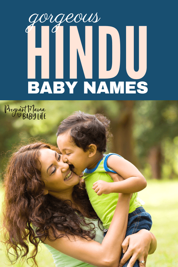 Hindu Baby Boy Names Book