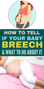 How to tell if your baby is breech