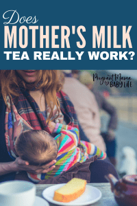 Does Mother's milk tea really work to increase milk supply? AA personal review of this lactation tea, and if it can really help with low milk supply.