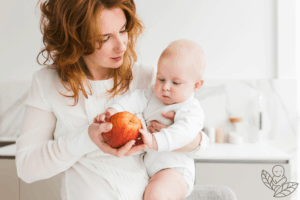 snacks to help you lose weight while breastfeeding