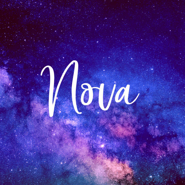 Pretty baby girl name inspired by space