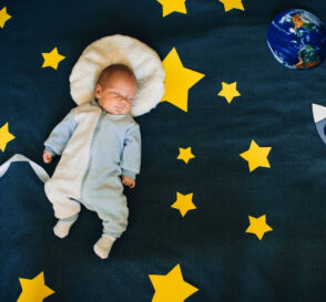 Awesome space baby names